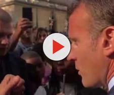 Gaffe di Macron sul lavoro (Fonte: actu buzz - Youtube)