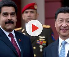 El Presidente de Venezuela viajó a China para firmar acuerdos en materia económica