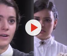 Trame, Una Vita: Leonor presenta Casilda come sua sorella alla Deliciosa, Rosina si oppone