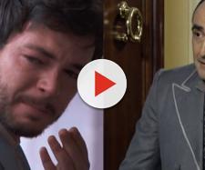 Trame, Una Vita: Ramon compra il collegio di Cayetana, Pablo cade in depressione