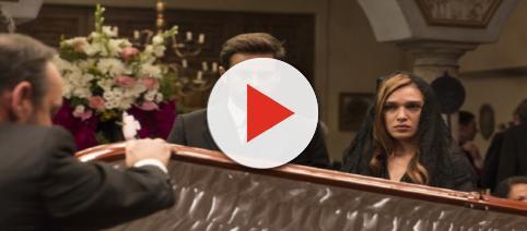 Il Segreto anticipazioni: Saul e Julieta aprono la bara di Francisca