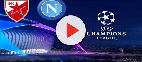 Live Stella Rossa-Napoli: probabili formazioni e info tv-streaming