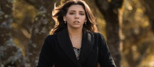 Anticipazioni Il Segreto: Emilia rivela ad Alfonso di essere in dolce attesa