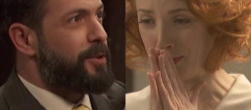 Anticipazioni Il Segreto: Severo fa una proposta di nozze ad Irene