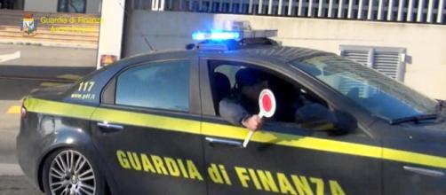 Blitz della guardia di finanza al Politecnico di Milano.