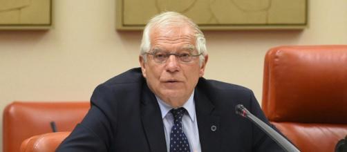 Borrell, este lunes en el Congreso de los Diputados. / compostela24horas.com