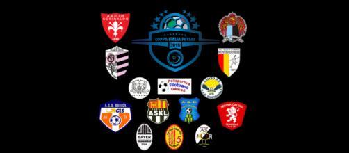 Coppa Marche 2018 - Le squadre partecipanti