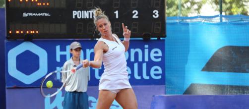 Pauline Parmentier remporte la finale à Québec et intègre ainsi le top 50