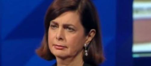 Laura Boldrini invita Salvini a condannare frasi offensive ricevute da sindaco Lega