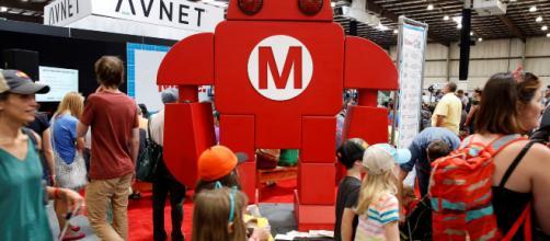Maker Faire Roma dal 12 al 14 ottobre 2018.