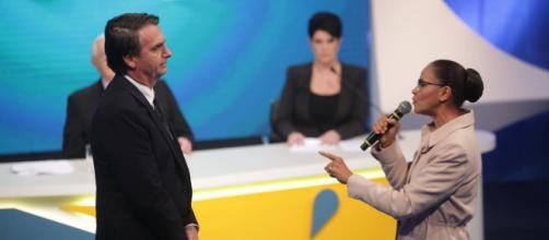 Mesmo após ataques, Bolsonaro cresce entre as mulheres