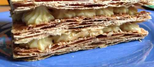 Mille-feuille. [Image Source: Cody and Maureen - Flickr]