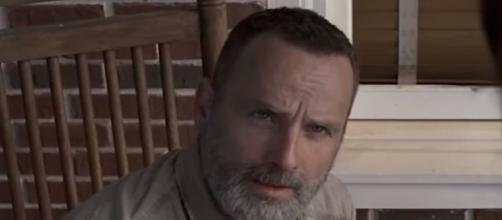 Rick Grimes is leaving The Walking Dead in Season 9 but the show goes on - Image credit - AMC via ONE Media | YouTube