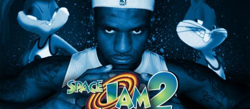 Nbe, LeBron James come Michael Jordan: sarà il protagonista di Space Jam 2