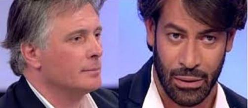"""Uomini e donne, Giorgio Manetti contro Gianni Sperti: """"è diventato astioso"""""""