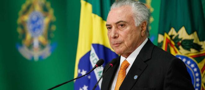 Economia brasileira volta a crescer em julho