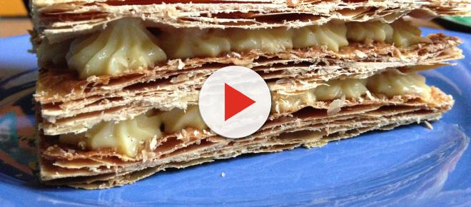 Simple Mille-feuille recipe with variations