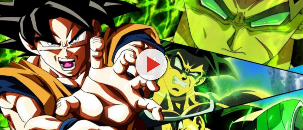 Dragon Ball Super: Broly: New interview reveals a 3D icy landscape
