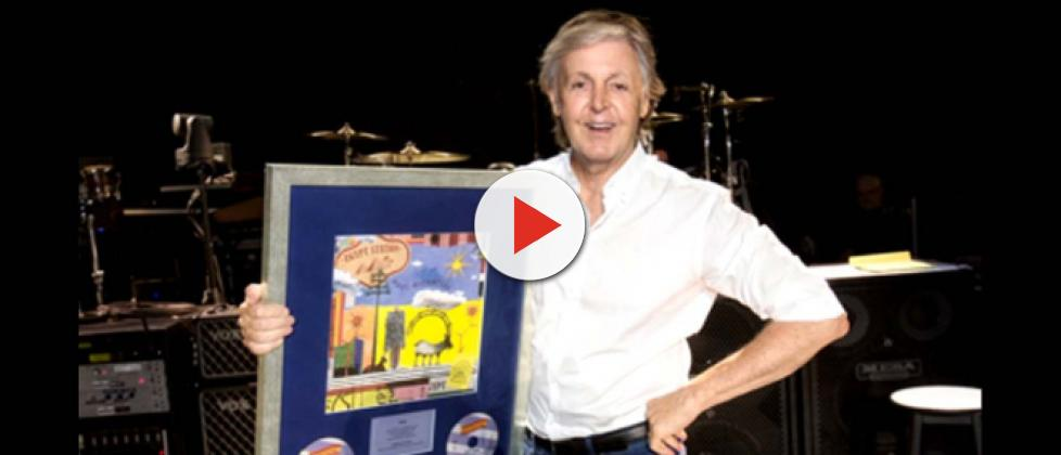 Paul McCartney snags number one spot in US for new Egypt Station album, first in 36 years
