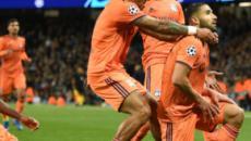 Ligue des Champions : Lyon réalise un exploit contre Manchester City
