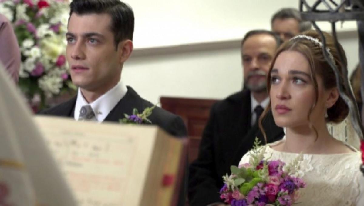 Matrimonio In Segreto : Trame il segreto due matrimoni a puente viejo severo dubita