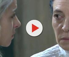 Anticipazioni Una Vita: Fabiana dice una bugia alla figlia Cayetana.