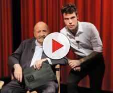 Fedez è stato protagonista de L'Intervista di Fabrizio Corona