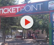 Il Ticket Point del Crotone Calcio