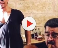 Nicolás Maduro é visto comendo em churrascaria de luxo na Turquia e causa revolta nos venezuelanos.