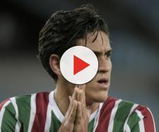 Pedro pode ser submetido a uma cirurgia e retornar apenas em 2019 (Foto: Globo.com)