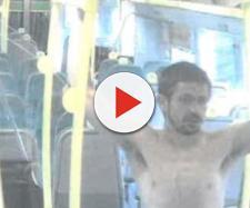Rapporto orale sul treno, poi scappa senza vestiti.