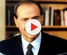Silvio Berlusconi ai tempi della prima discesa in campo