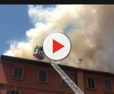 Uomo cerca di far esplodere un palazzo a San Vittore Olona.