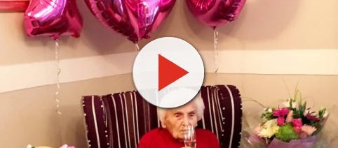 L'inglese Brenda Osborne ha appena festeggiato 105 anni. Ritiene d'esserci arrivata restando sempre single.