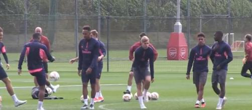 Arsenal seek the glory at the Europa League - Image credit - HaytersTV   YouTube