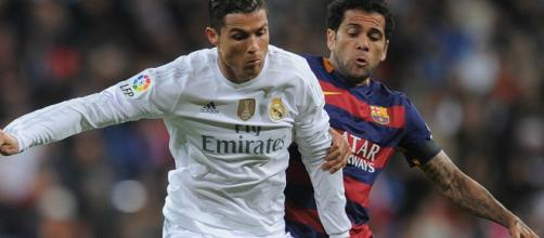 Dani Alves: The truth behind fights with Cristiano Ronaldo | Goal.com - goal.com