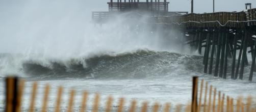 El huracán Florence sigue provocando daños ambientales en el sureste de EEUU. - tenemosnoticias.com