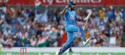 India v Hong Kong live cricket streaming, highlights on Hotstar... (Image via BCCI/Twitter)