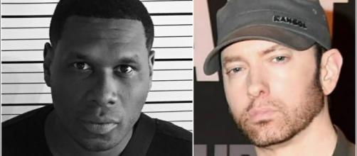 Jay Eletronica minaccia Eminem su Twitter.