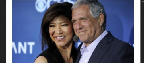 Julie Chen steps down from 'The Talk' after husband is ousted from CBS. [Image Source: CBS - YouTube]