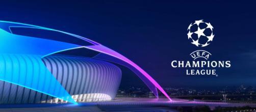 Logo ufficiale della Champions League 2018-2019