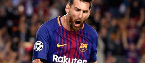 Messi marca três vezes e Barcelona inicia bem a UEFA Champions League