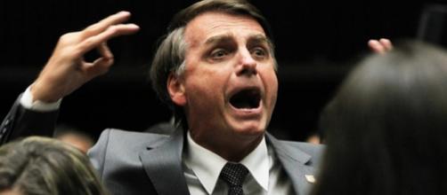 Presidenciável pelo PSL, Jair Bolsonaro.