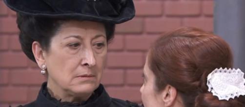 Spoiler, Una Vita: Ursula incolpa Carmen di aver drogato Jaime Alday