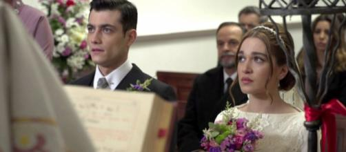 Trame, Il Segreto: due matrimoni a Puente Viejo, Severo dubita della Campuzano