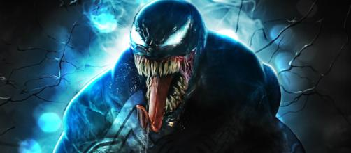 Venom movie to release in October 2018 (Image via Sony Pictures Releasing/Twitter)