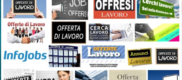 offerte di lavoro Sda e Maxi Sport