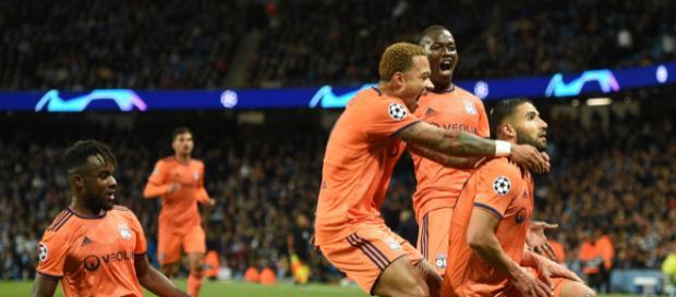 Tombeur de Manchester City, Lyon signe un exploit XXL - Ligue des ... - lefigaro.fr