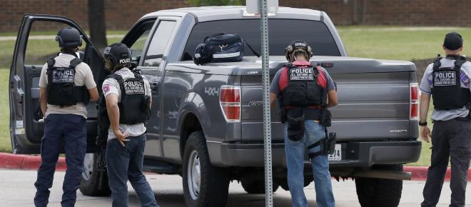 EEUU/ Tiroteo en Maryland deja 4 personas fallecidas y varios heridos