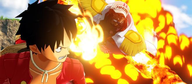 Bandai Namco annonce la sortie prochaine du One Piece World seeker